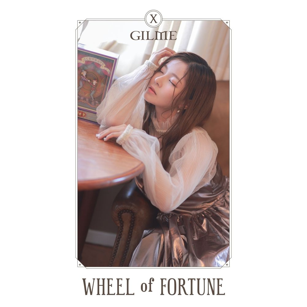 Gilme – WHEEL OF FORTUNE – Single
