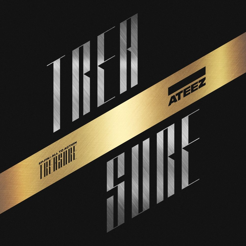 ATEEZ – TREASURE EP.FIN: All To Action (ITUNES MATCH AAC M4A)