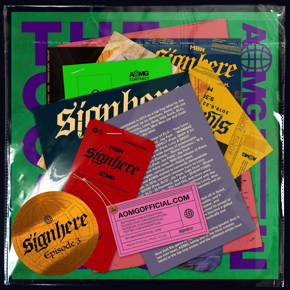 Various Artists – SignHere episode3