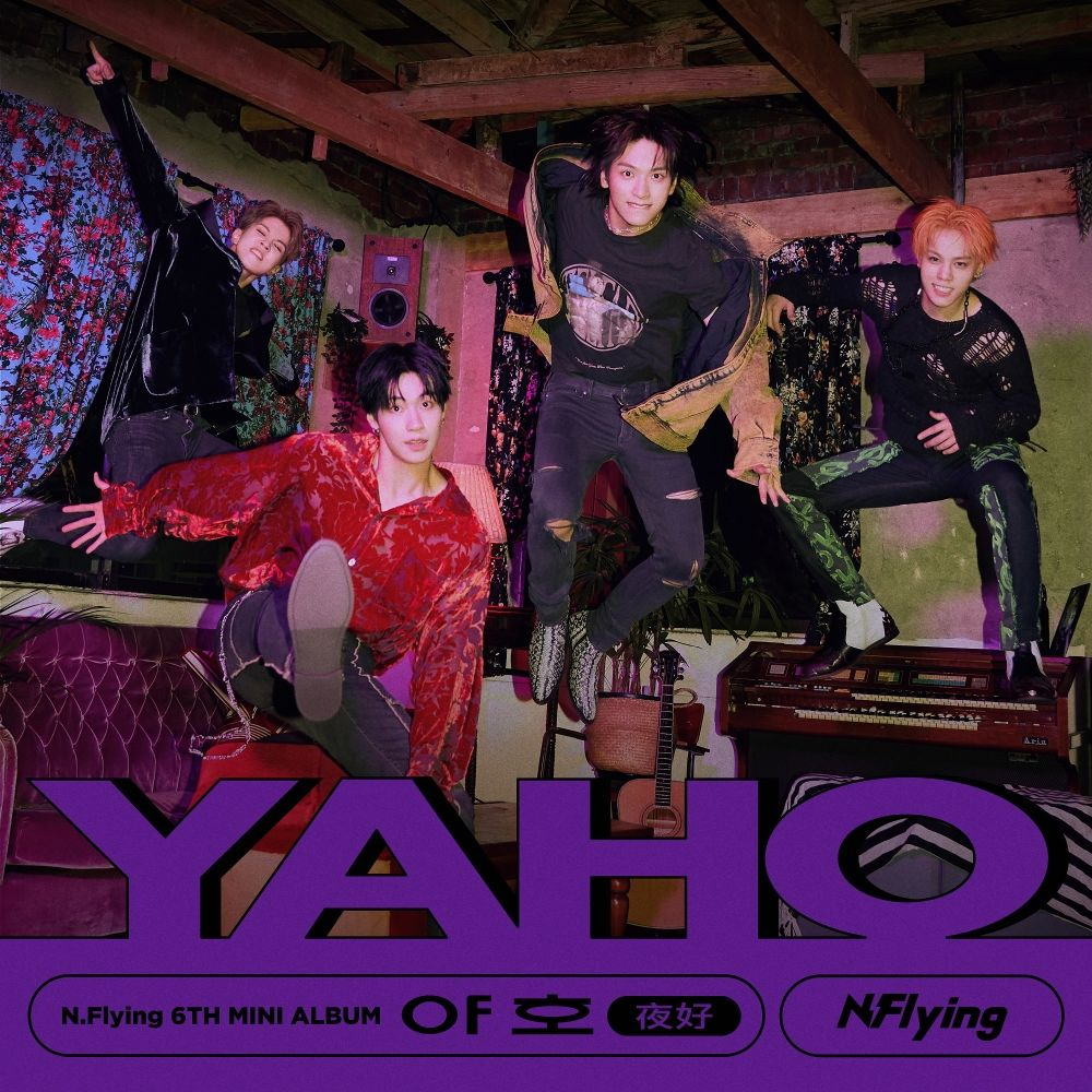 N.Flying – YAHO – EP