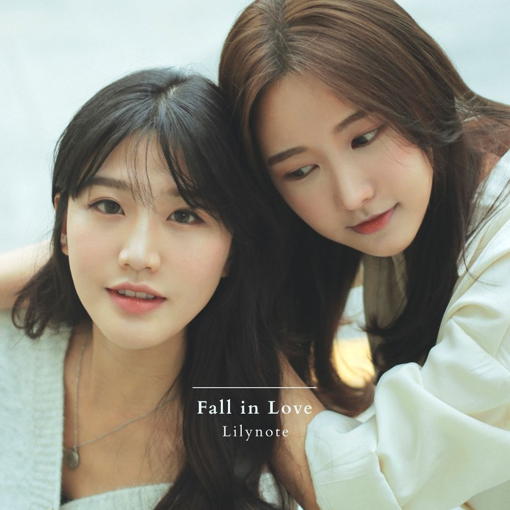 Lilynote – Fall In Love – Single