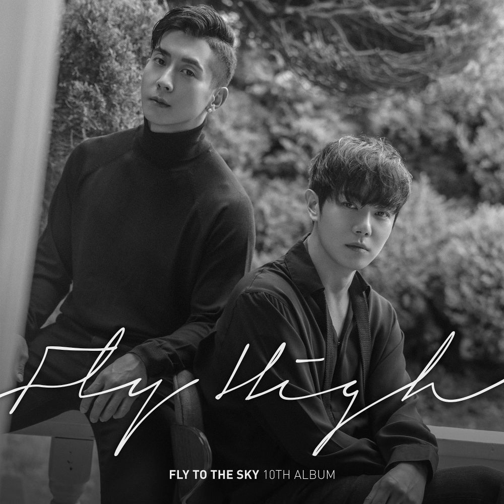 FLY TO THE SKY – FLY TO THE SKY 10TH ALBUM [Fly High]