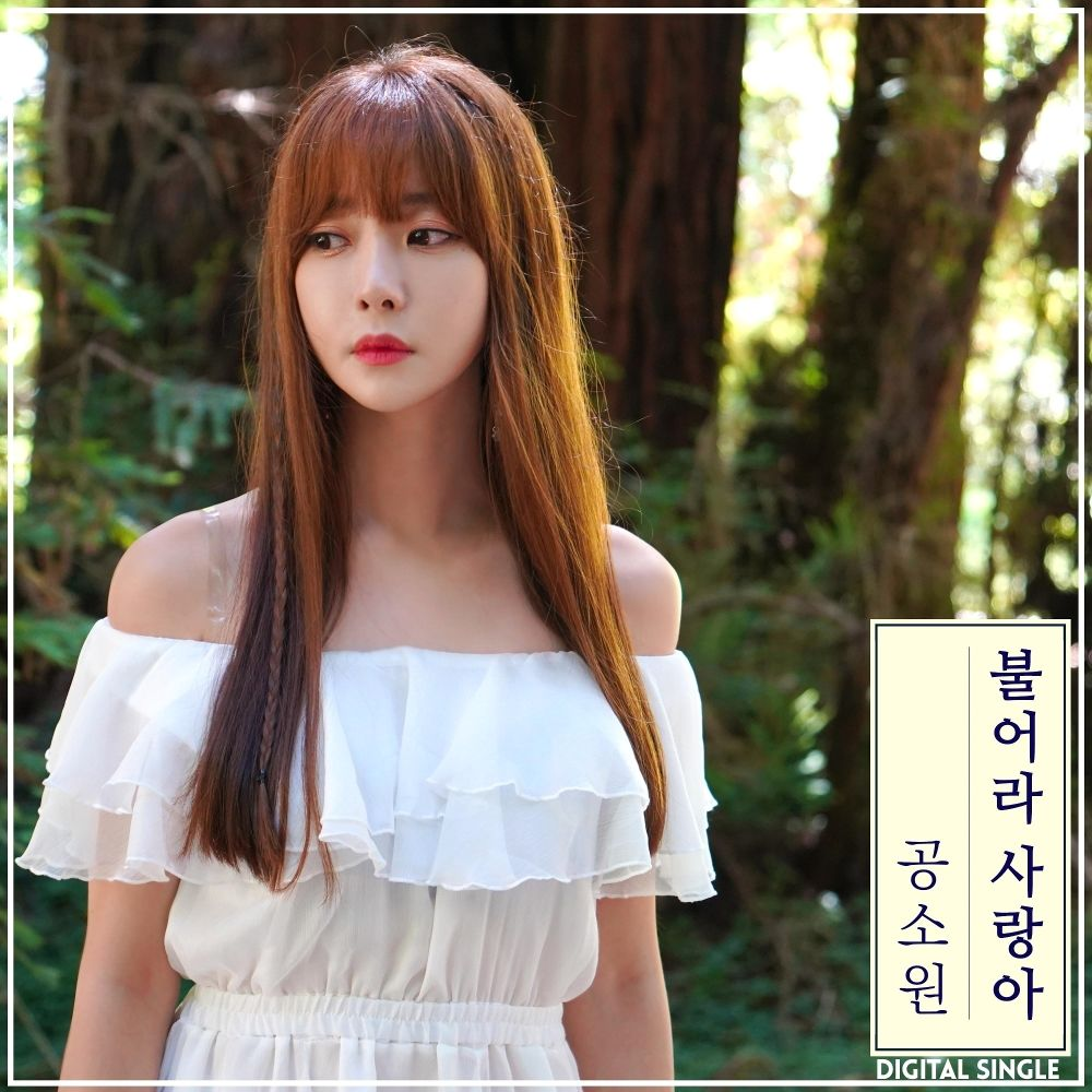 Gong So Won – Love Whistle – Single