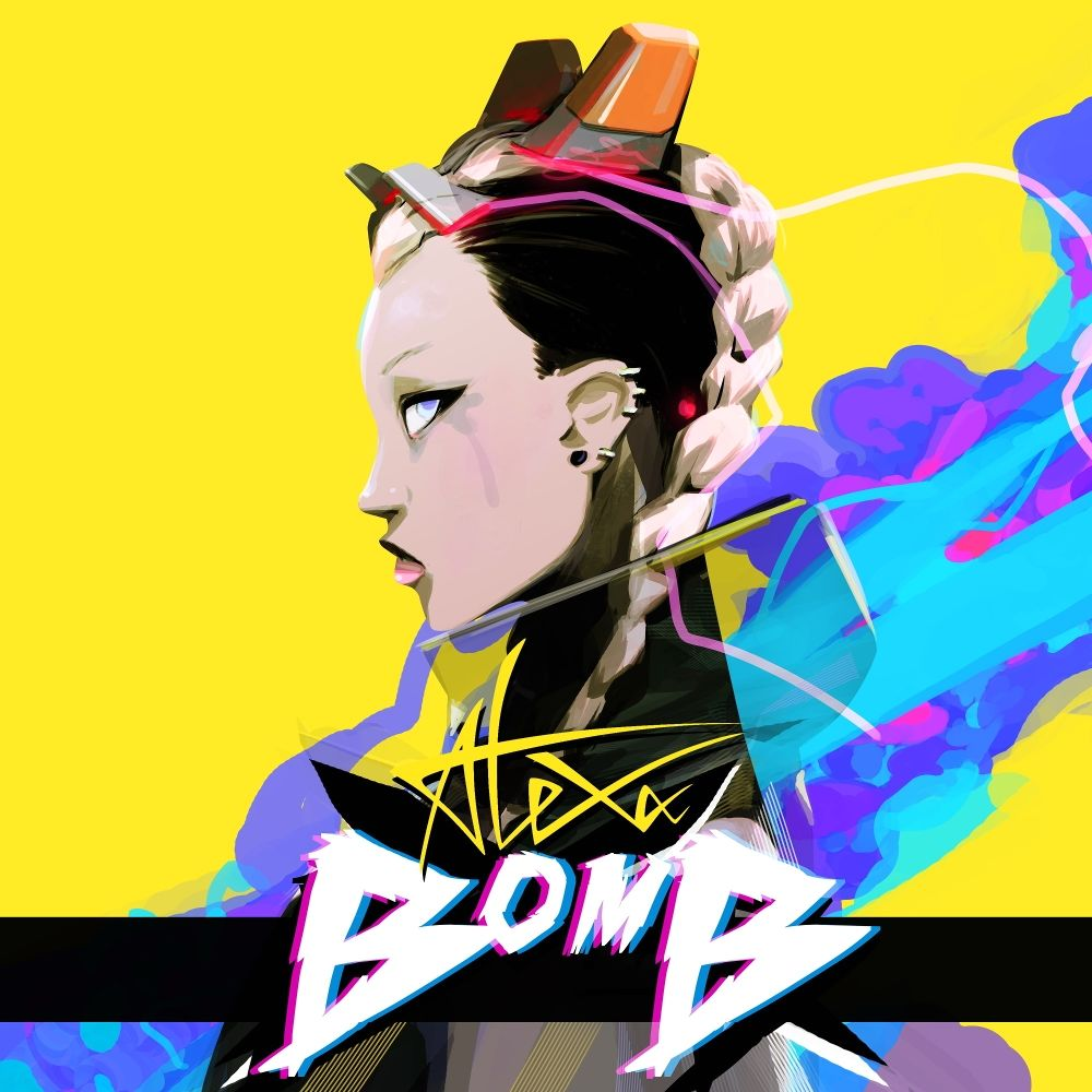 Alexa – Bomb – Single (ITUNES MATCH AAC M4A)