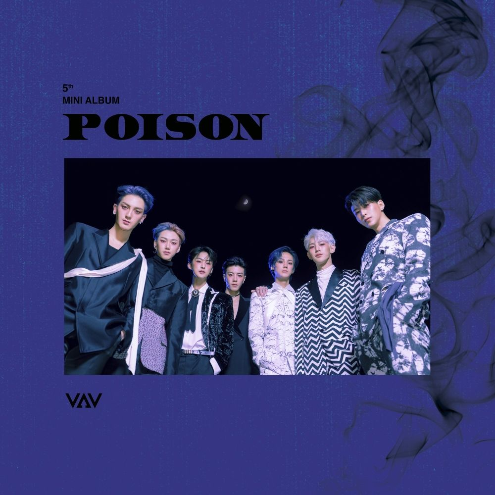 VAV – POISON – EP (ITUNES MATCH AAC M4A)