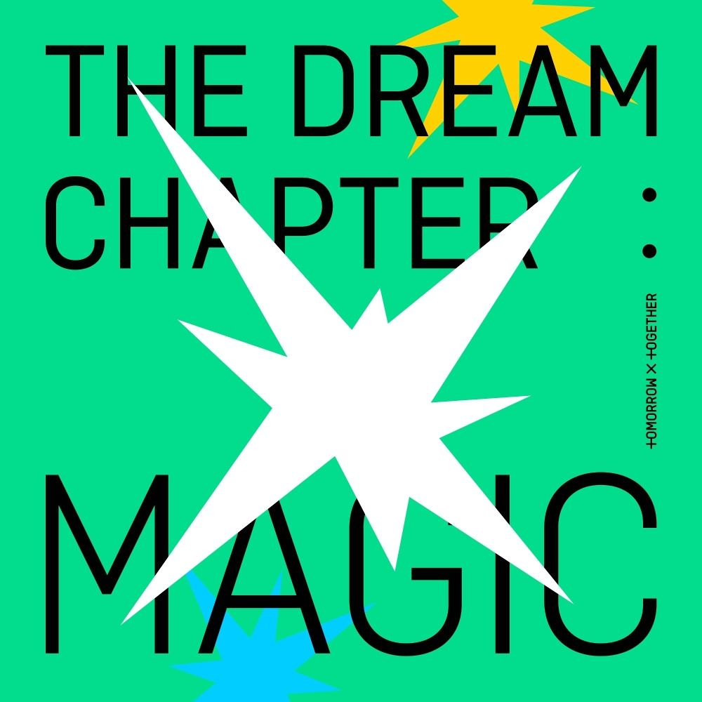 TXT (TOMORROW X TOGETHER) – The Dream Chapter: MAGIC (ITUNES PLUS AAC M4A)