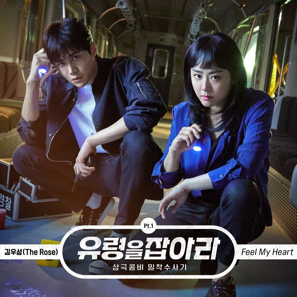 KIM WOO SUNG (The Rose) – Catch the Ghost OST Part.1