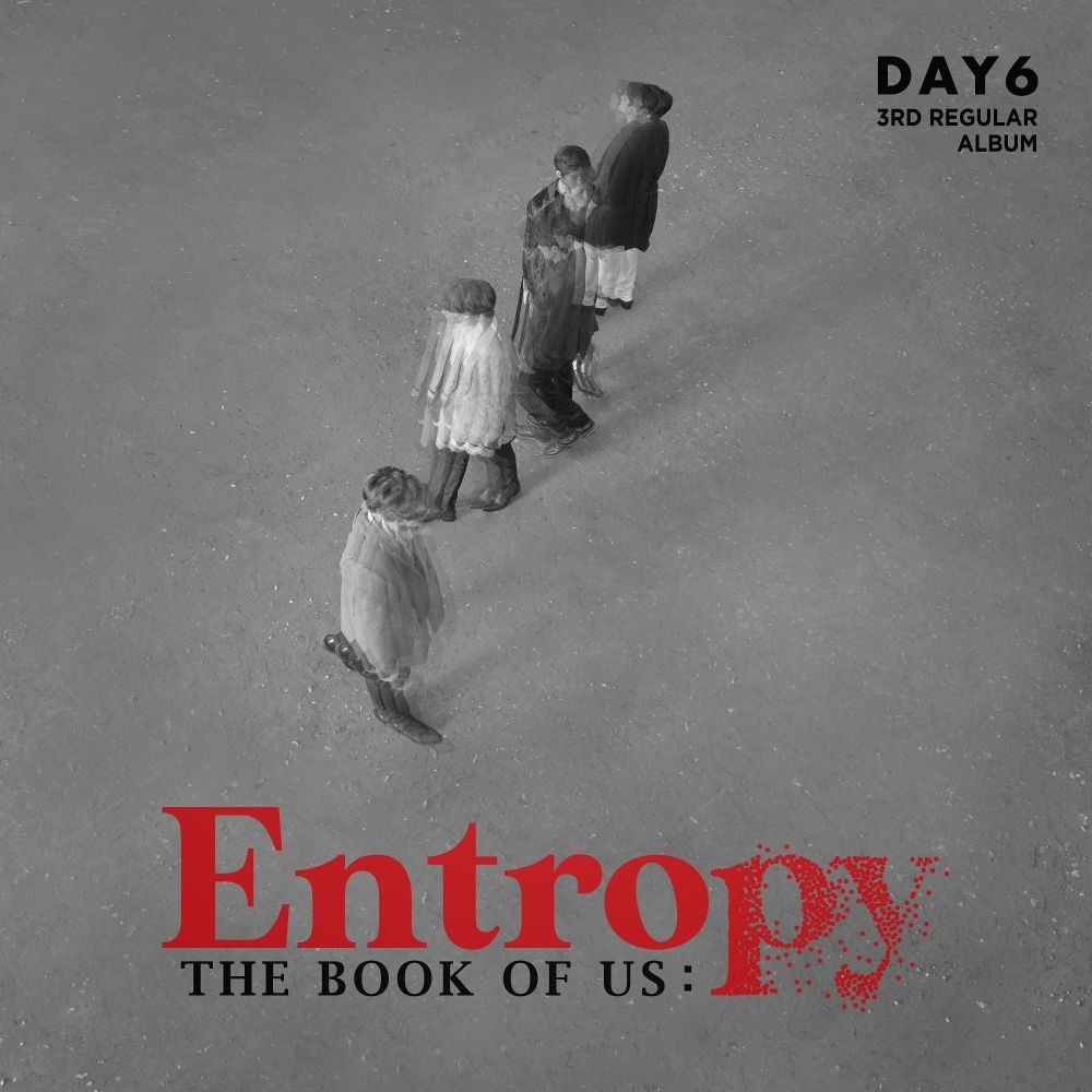 DAY6 – The Book of Us : Entropy (ITUNES MATCH AAC M4A)