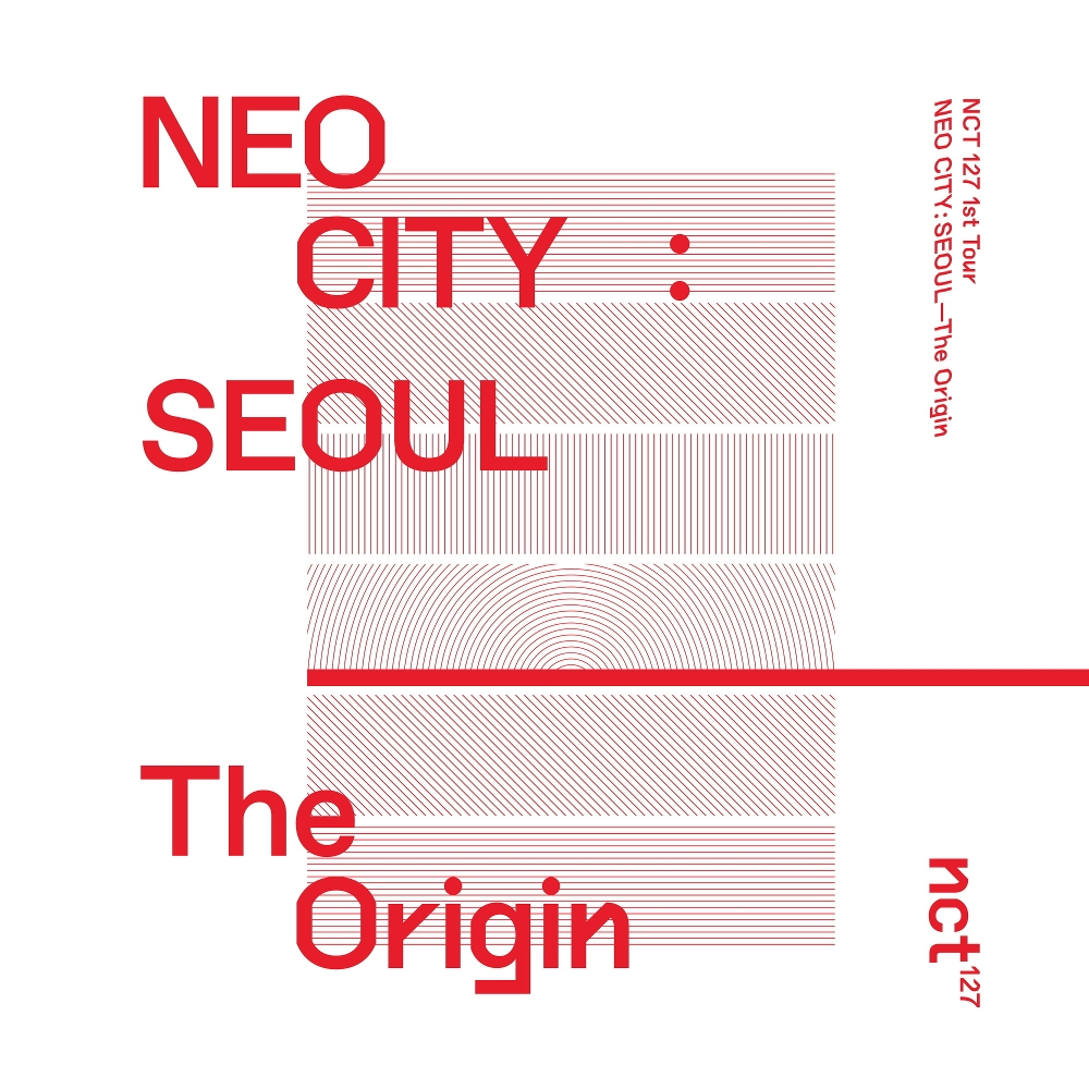 NCT 127 – NEO CITY : SEOUL – The Origin – The 1st Live Album