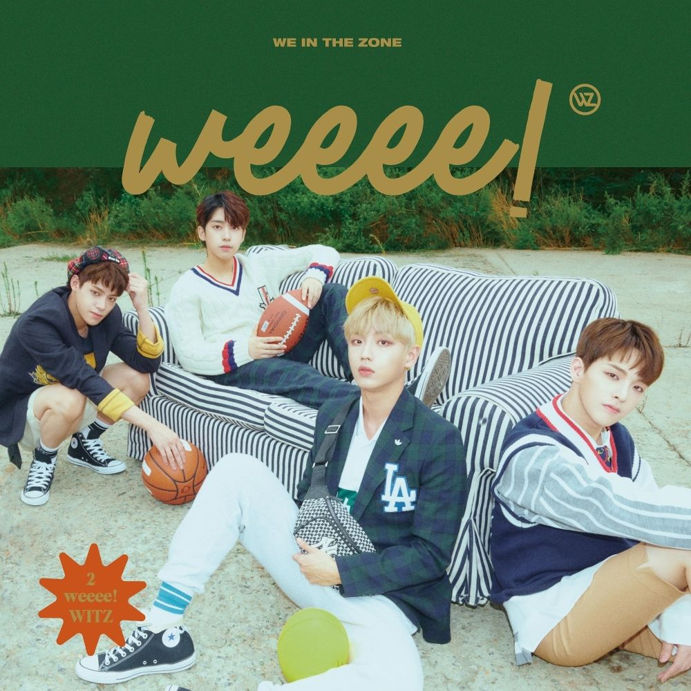 WE IN THE ZONE – weeee! – EP (ITUNES MATCH AAC M4A)