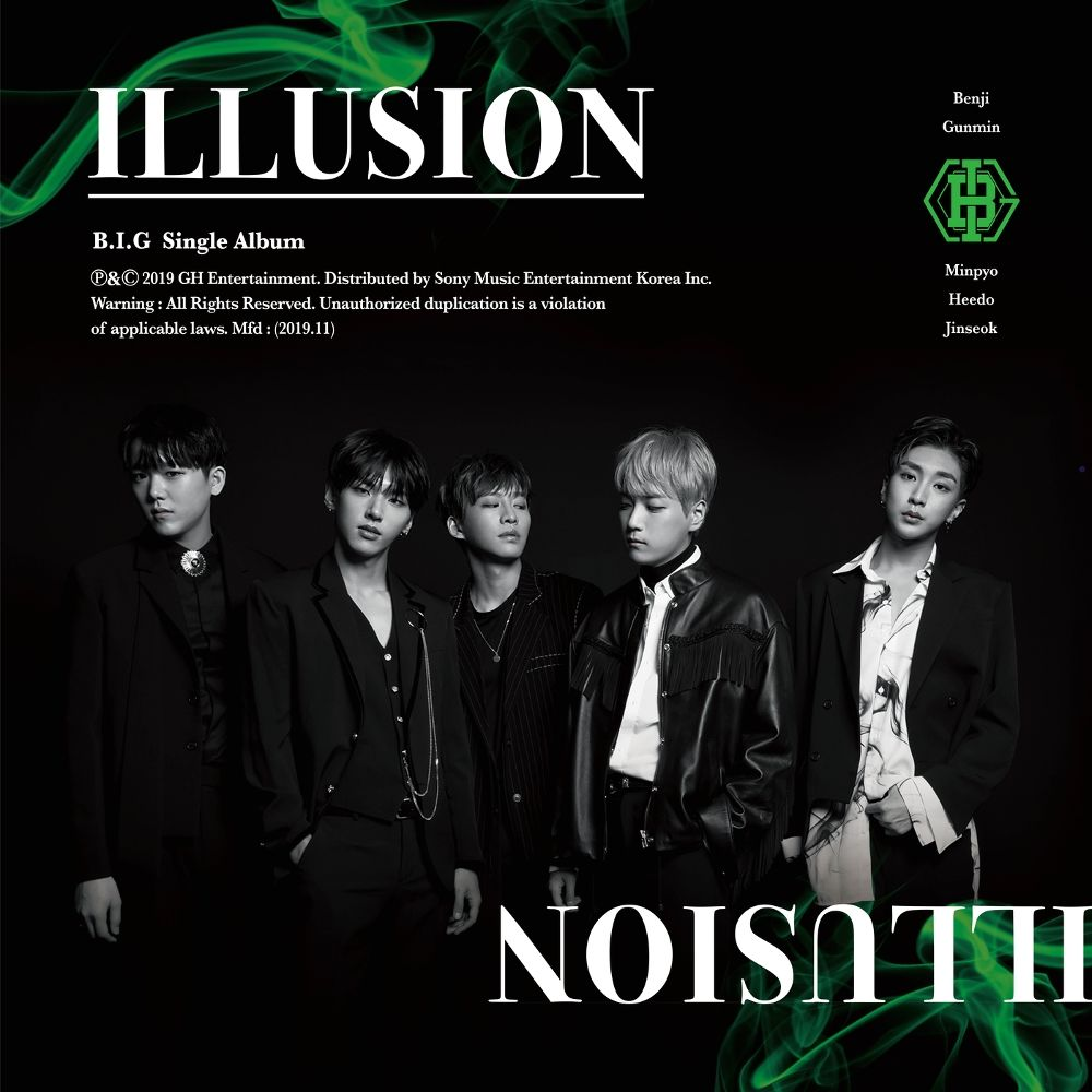 B.I.G – ILLUSION – Single (ITUNES MATCH AAC M4A)