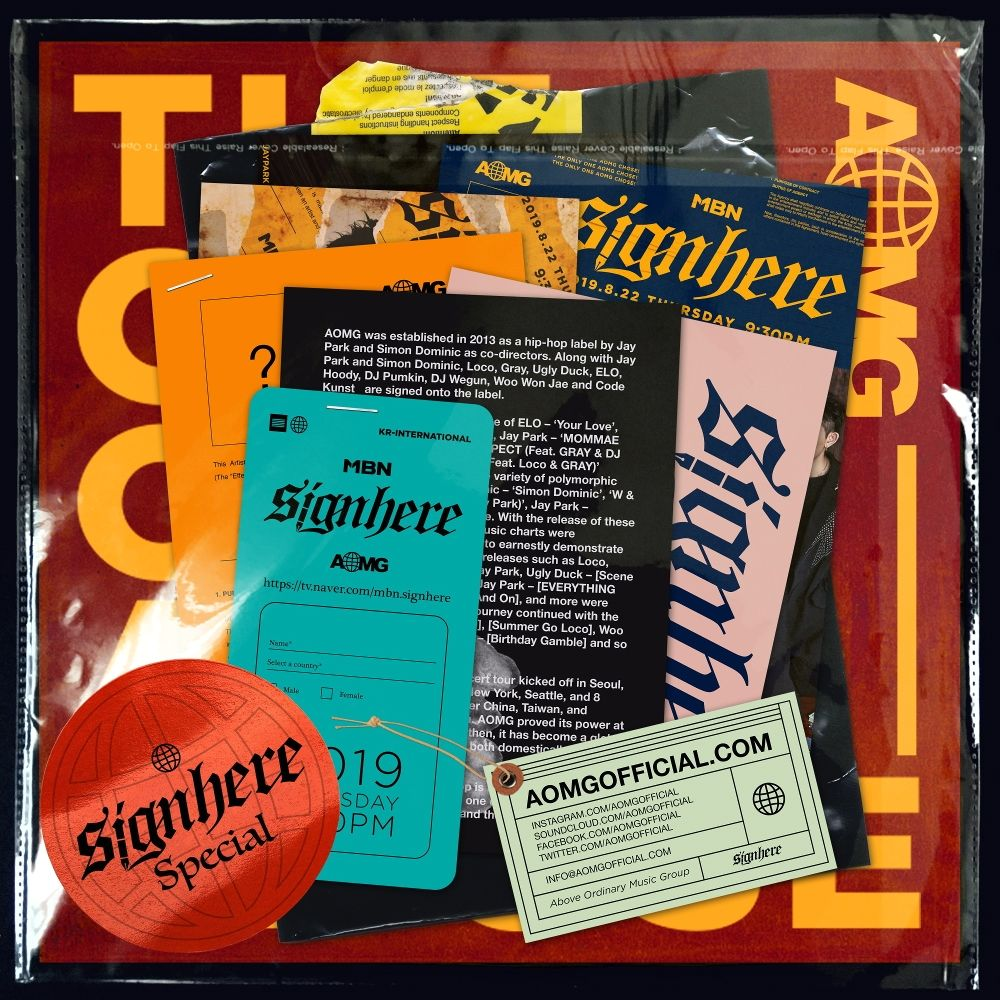 Various Artists – SignHere special