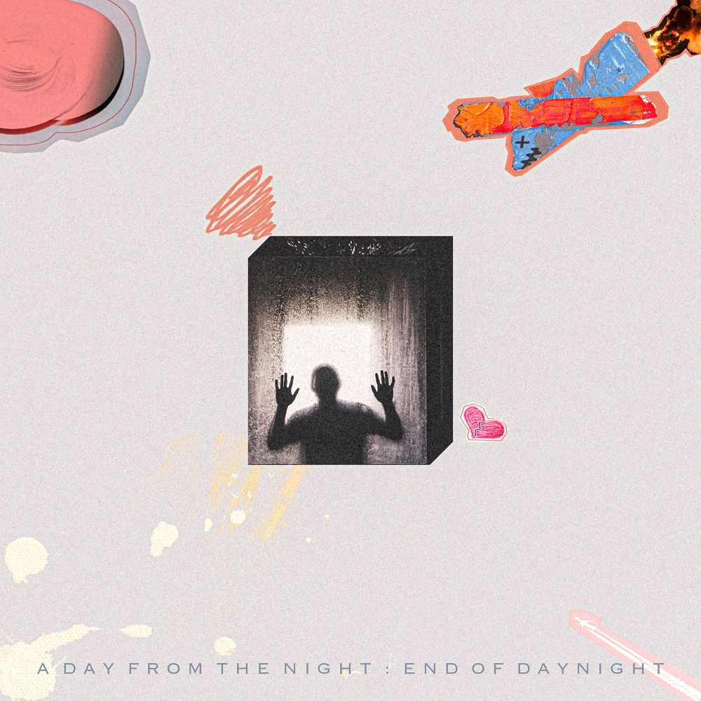 WoodyRose – A Day From The Night : End Of DayNight – Single