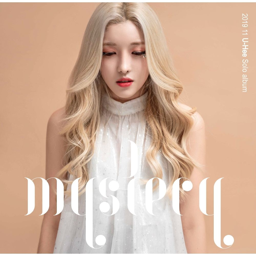 U-Hee (Chic Angel) – Mystery – Single