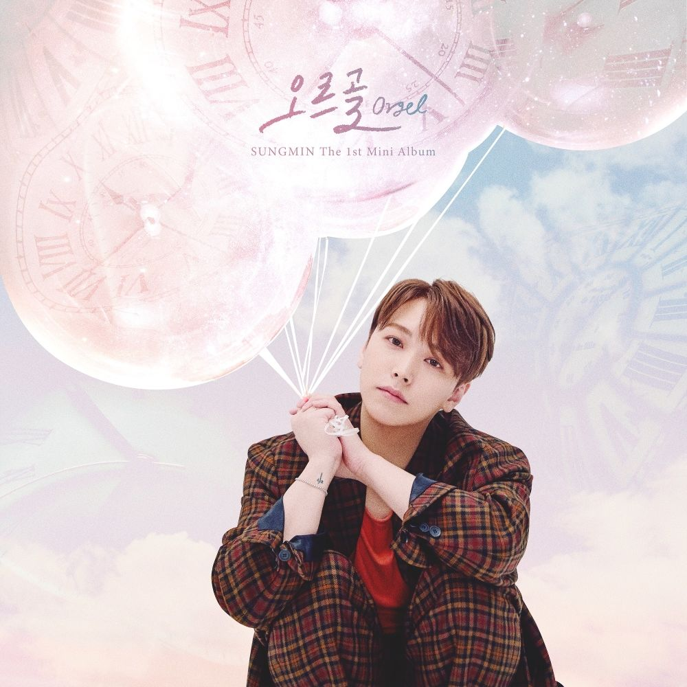 SUNGMIN – Orgel – The 1st Mini Album