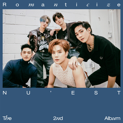 NU'EST – The 2nd Album 'Romanticize'