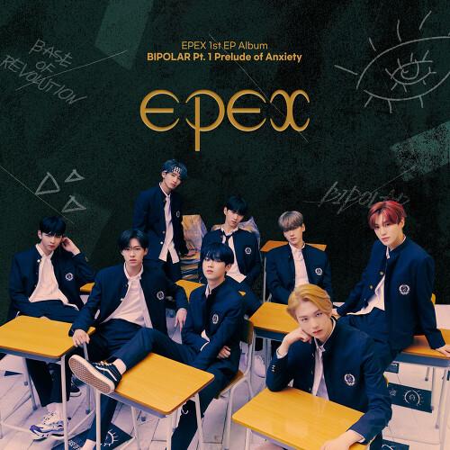 [Mini Album] EPEX – 1st EP Album 'Bipolar Pt.1 Prelude of Anxiety' (MP3)