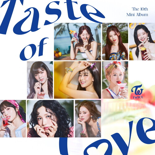 [Mini Album] TWICE – Taste of Love (MP3)