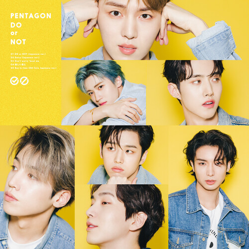 [EP] PENTAGON – DO or NOT [Japanese] (MP3)