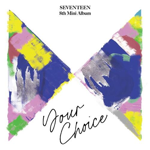 [Mini Album] SEVENTEEN – SEVENTEEN 8th Mini Album 'Your Choice' (MP3)